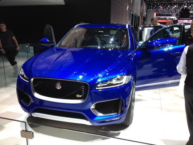 Jaguar SUV